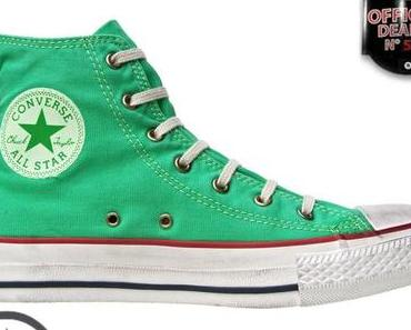 #Converse Chuck Taylor All Star Converse Chucks 136888 MINT GREEN