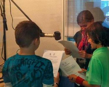 Coole Hörspiele von cleveren Kids