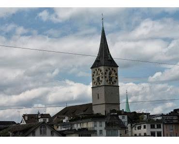 St. Peterkirche - Zürich (Kulturtipp)