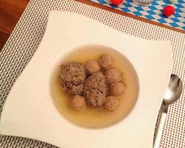 dinner-dienstag // wies´n special // malzbierbraten