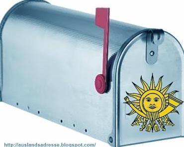 Postfach im Ausland