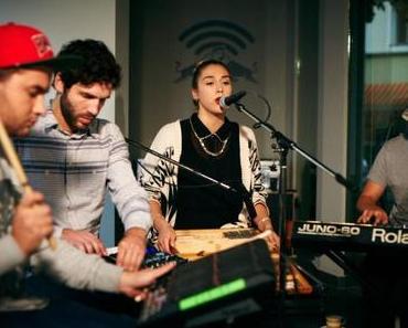 Claire live @ RBMA RADIO BERLIN (Video)