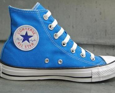 #Converse Chucks All Star Chuck Taylor Sneakers 139781 Electric Blue 09/2013