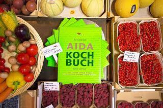 Pressemeldung: Neues AIDA Kochbuch sticht in See