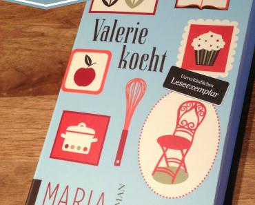 [Rezension] Valerie kocht von Maria Goodin