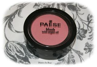 Beauty Talk: Paese Blush With Argan Oil