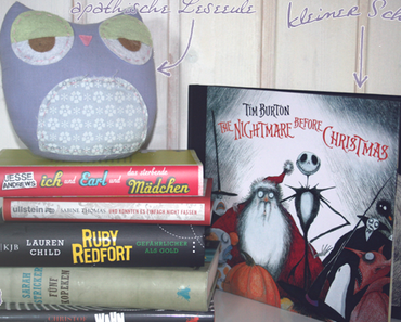 ¡Neue Bücher!: Cherry #27 - ein paar Bücher, die wahrscheinlich eh keinen interessieren und ein tolles Bilderbuch