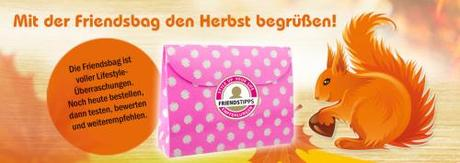 friendstipps, friendsbag