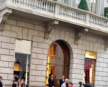 Milan Fashion Week SS 2014: Impressionen