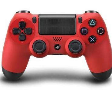 PlayStation 4 – Controller in neuen bunten Farben erhältlich