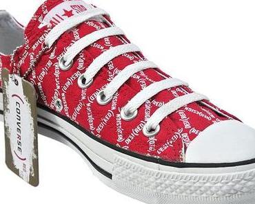 #Converse Schuhe All Star Chucks Red Edition 102089 OX