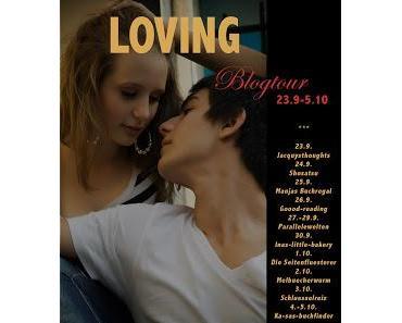 Blogtour - Loving- Katrin Bongard - Neuerscheinungen