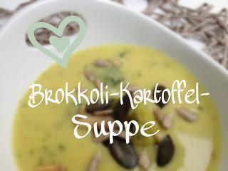 [Ju] Rezept | Brokkoli-Kartoffel-Suppe