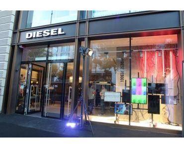 #dieselreboot – Store Opening Frankfurt
