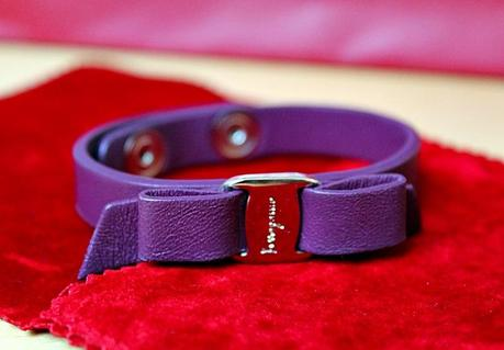 New In: Salvatore Ferragamo Armband