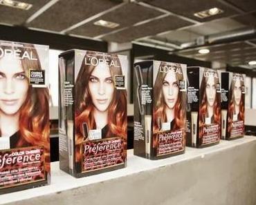 L'Oréal Color Ombré – Eventbericht und neue Haare