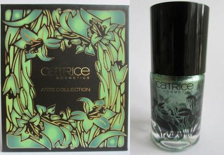 [Swatches] Catrice Arts Collection