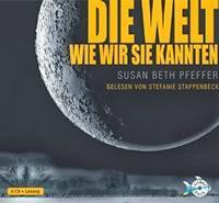 KW40/2013 - Mein Buchtipp der Woche -  Die Welt, wie wir sie kannten von Susan Beth Pfeffer