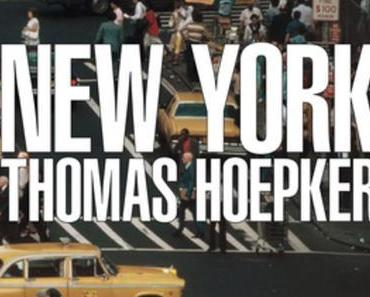 Thomas Hoepker — New York