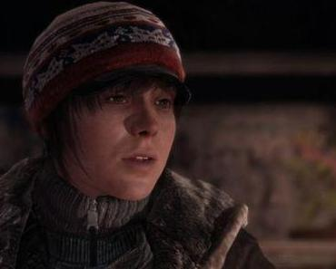 """Beyond: Two Souls"" mit Ellen Page & Willem Dafoe"