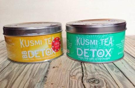 detox tag 4 // haferflocken-multi-smoothie & kusmi detox tea