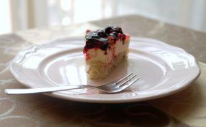 Beeren-Torte (vegan)