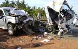 Extrem viele Verkehrstote auf Kambodschas Straßen