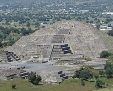 Teotihuacan – Stadt der Götter in Mexiko