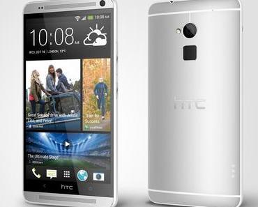 HTC One Max: Phablet offiziell vorgestellt