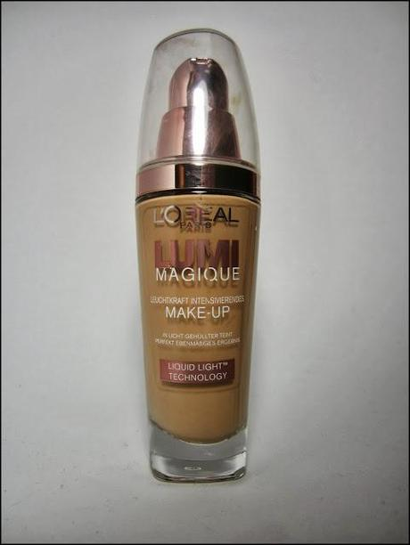 L'Oréal Lumi Magique Make-Up