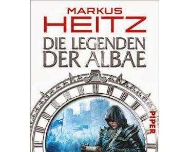 [Rezension] Die Legenden der Albae. Die vergessenen Schriften (Markus Heitz)