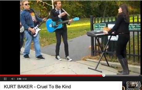 Kurt Baker (Ex- Leftovers): Cruel to be kind