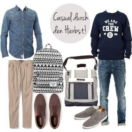 Herbst Looks – Casual