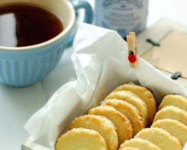 Friesen Kekse und ein Stück Nordsee ...