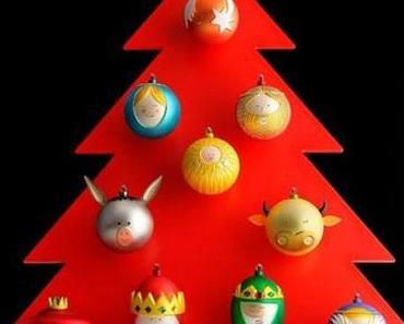 Italienische Weihnachten aus der Alessi Designschmiede