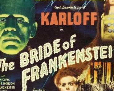 Review: FRANKENSTEINS BRAUT - Wer kann schon ein Monster lieben?