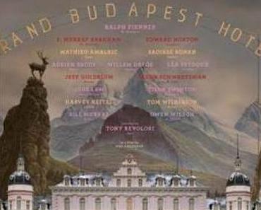 Trailerpark: Stars, Stars, Stars im ersten Trailer zu Wes Andersons THE GRAND BUDAPEST HOTEL