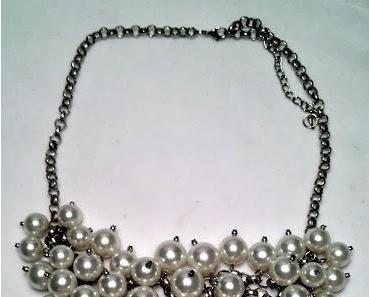 [New in] Perlen-Statementkette