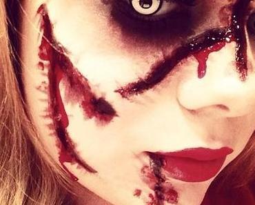 [Halloween Make up Parade] Creepy doll