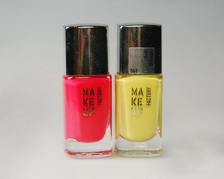 Make up Factory Nail Colors