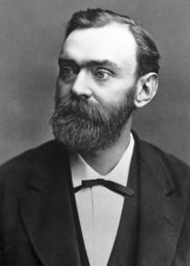 Alfred Nobel (180. Geburtstag)