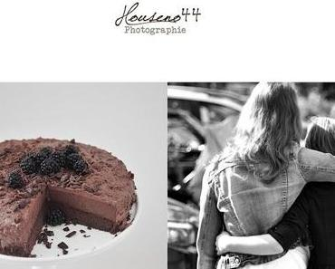 Mousse au Chocolate Cake