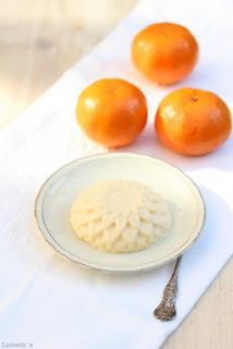 ♥  Vanilla  Mandarinen Pudding