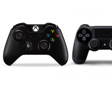 PlayStation 4 vs. Xbox One: Der Controller
