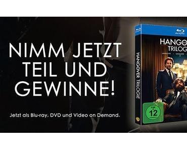 [Gewinnspiel] Hangover-Trilogie auf Blu-ray