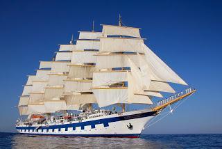 Luxus-Segel Kreuzfahrt: Neue Routen für Kuba und Mallorca unter Segeln