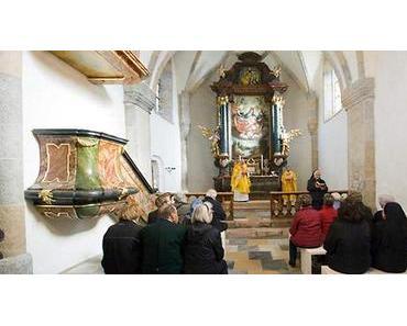 Sigmundsberg Kirchweihfest nach Restauration