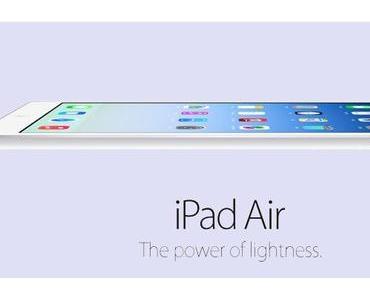 Apple: Das neue Ipad Air und Ipad Mini 2 im Überblick