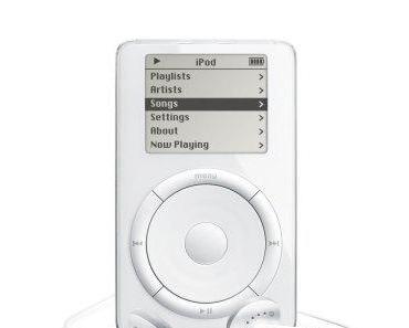 iPod feiert 10. Geburtstag