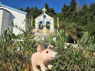 Ein Schweinchen geht auf Reisen - Limes 2. Sonnentipp der Woche - Griechenland und Türkei